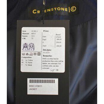 Creenstone Damen Jacke Style 41.901.1 Gr.38 Jacken Mantel Damen Mantel 13081302