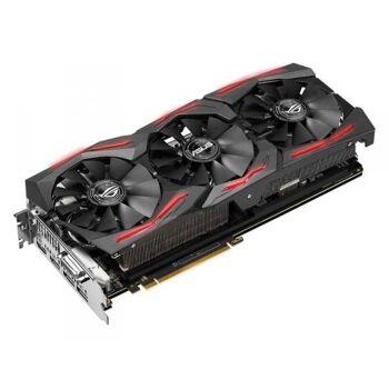 ASUS ROG-STRIX-RXVEGA64-O8G-GAMING Radeon RX Vega 64 8GB 90YV0B00-M0NM00