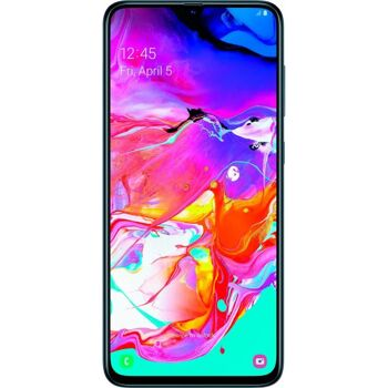 Samsung SM-A705F Galaxy A70 Dual Sim 128GB black DE - SM-A705FZKUDBT