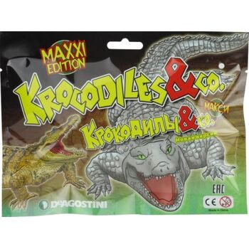 Top Media Krocodiles & Co. Maxxi Edition, 16 Stück