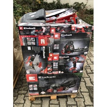 EINHELL Werkzeuge und Gartengeräte 100% Elektrogeräte Mixpaletten - EINHELL classic, expert und expert plus