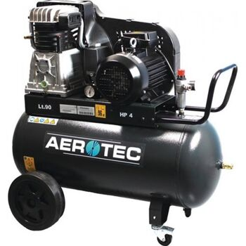 Kompressor 650-90-15 bar 420L/310L/90L/15bar/3,0kW fahrbar 400V 50Hz