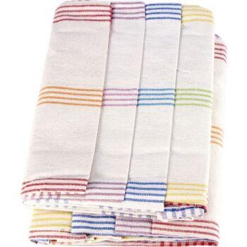 12-5581772, Geschirrtücher 8er Pack, sehr saugfähig, Küchenhandtuch, Geschirrhandtücher, Trockentuch, Spültuch