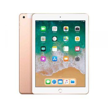 Apple iPad 128GB 3G 4G Gold Tablet iPad, Wi-Fi + Cellular, Apple SIM, 9.7