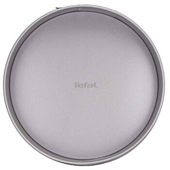 Tefal Delibake Springform 27 cm rund, antihaftbeschichtet