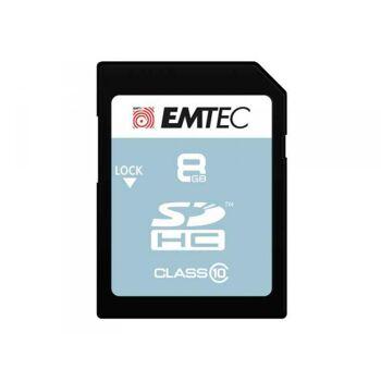 EMTEC SDHC 8GB CLASSIC CLASS 10 Blister