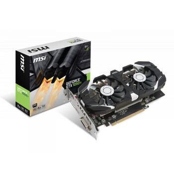 MSI GeForce GTX 1050 TI 4GT OC - VGA - PCI-E x16 V809-2277R