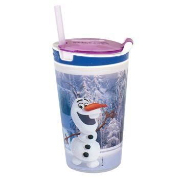 Grosse Palettenaktion - jetzt wird aufgeräumt - Snacky magic Jr. OLAF - Eiskönigin - 630 Stück