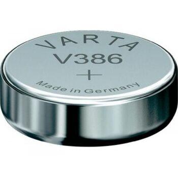 Varta Batterie Silver Oxide Knopfzelle 386 Retail (10-Pack) 00386 101 111