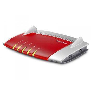 AVM FRITZ!Box 7490 Dual-Band (2,4GHz/5GHz) Gigabit Ethernet 3G WLAN-Router 20002584