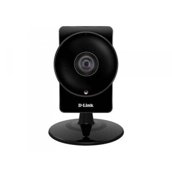 D-Link DCS 960L HD 180-Degree Wi-Fi Camera - Netzwerk-Überwachungskamera - Farbe (Tag&Nacht) DCS-960