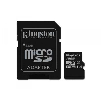 Kingston Canvas Select 16GB MicroSD UHS-I CL10 SDCS/16GB Blister