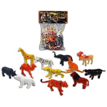 27-40027, Zootiere  45-60mm, Spieltiere, Modellbau