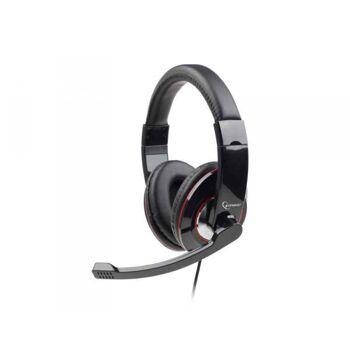 Gembird MHS-001 Kopfband Schwarz Headset MHS-001
