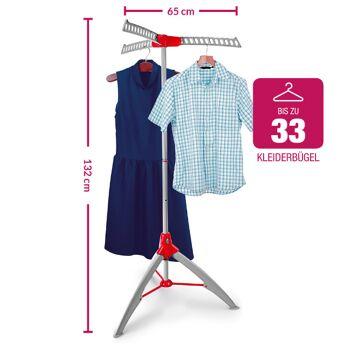 Grosse Palettenaktion - jetzt wird aufgeräumt - Multihänger Wäscheständer - 72 Stück