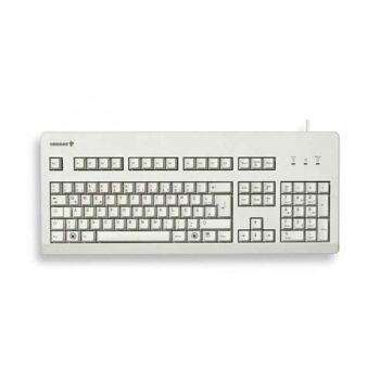 Cherry Classic Line Tastatur 105 Tasten QWERTY Grau G80-3000LPCEU-0
