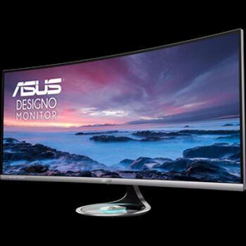 ASUS 95,2cm Design MX38VC Curved DP+HDMI IPS Spk 90LM03B0-B01170