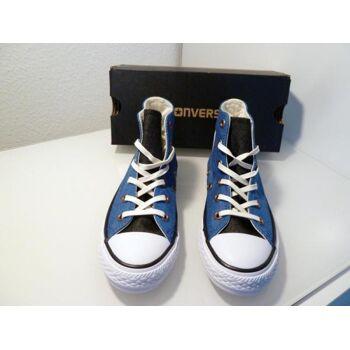 Converse hoch Nightfall Blue/Black/White unisex Gr.37
