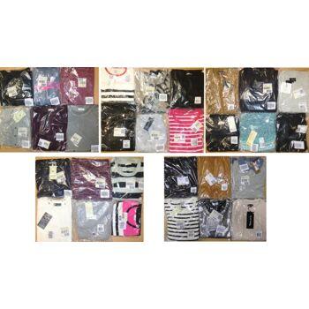 Damen Herbst Winter Mix Paket Marken neu Pullover Sweatshirt Strickjacke 1. Wahl  Restposten
