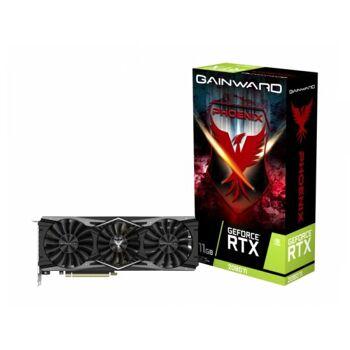 Gainward RTX2080Ti 11GB Phoenix USB-C/HDMI/3xDP DDR6 retail 4115
