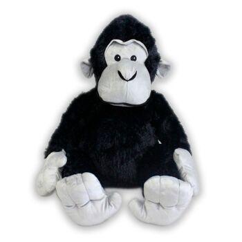 27-31699, Sunkid XXL Plüsch Gorilla 100 cm