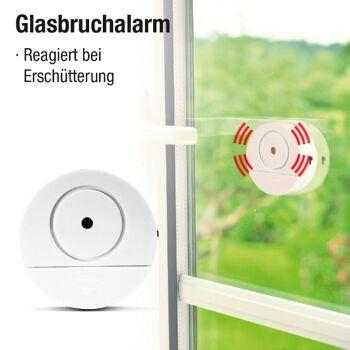 Grosse Restpostenaktion - jetzt wird aufgeräumt - Home Secure Glasbruchalarm - 835 Stück