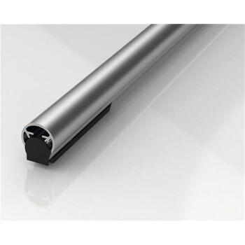 ATHMER Fingerschutzprofil BU-20K+ L.1000mm Bandseite edelstahlfarben elox.