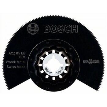 BOSCH Segmentsägeblatt ACZ 85 EB L.113mm B.75mm D.85mm BIM Starlock 10 Stk./Pk.