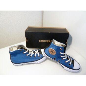 Converse hoch Nightfall Blue/Black/White unisex Gr.30