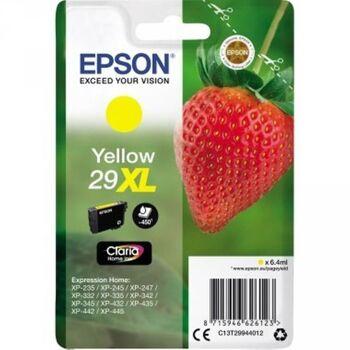 Epson Tintenpatrone 29XL 6,4ml 450Seiten gelb