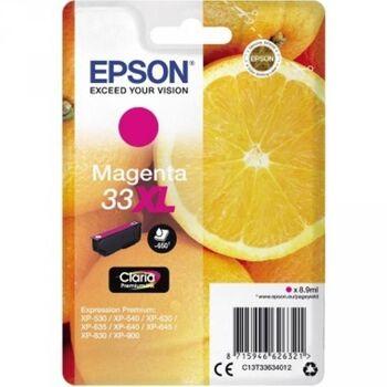 Epson Tintenpatrone 33XL 8,9ml 650Seiten magenta