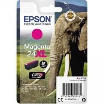 Epson Tintenpatrone Nr. 24XL 8,7ml magenta