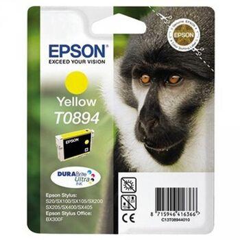 Epson Tintenpatrone T0894 200Seiten 3,5ml gelb