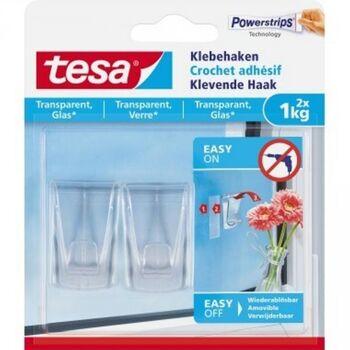 tesa Klebehaken 77735-00000-00 1kg 2 St./Pack.