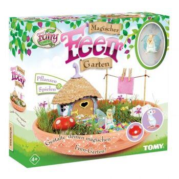 TOMY, My Fairy Garden, Magischer Feen Garten (mit Samen)