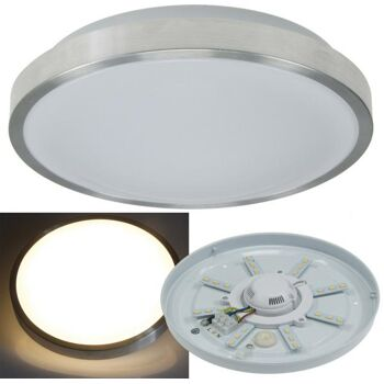 LED Deckenleuchte ''Acronica 12w'' Ø 26cm, 12W, 700lm, 3000K, IP44