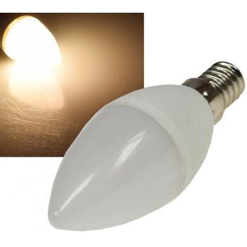 LED Kerzenlampe E14 ''K50 COMODA'' 3000k, 400lm, 230V/5W, 160°, warmweiß