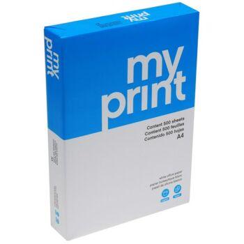 Multifunktions-Kopierpapier 500 Blatt 80g/m² Papier.