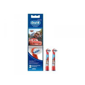 Oral-B Stages Power EB10k Ersatzbürsten Cars&Planes (2 Stück)