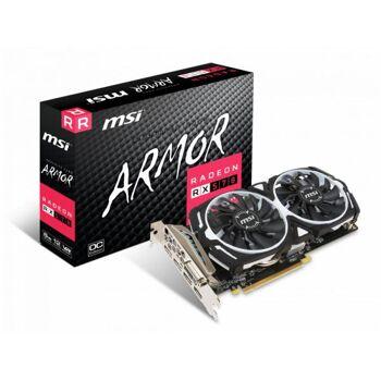 MSI Radeon RX 570 ARMOR 8G OC - VGA - PCI-E x16 V341-236R