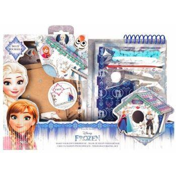 27-46250, Disney Frozen Vogelhaus Bastelset