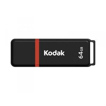 USB FlashDrive 64GB Kodak K102 (schwarz)