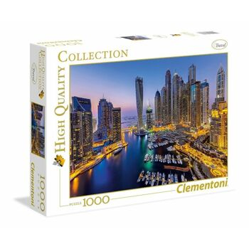 27-47530, Clementoni Puzzle 1000 Teile, High Quality Puzzle - Panorama und Hochformat