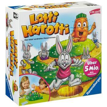 Ravensburger 21556 Lotti Karotti - Kinderspiel