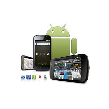 Samsung Nexus S i9023 Smartphone (10,16 cm (4 Zoll) Super Clear LCD Display, Touchscreen, Android, 5 Megapixel Kamera) schwarz