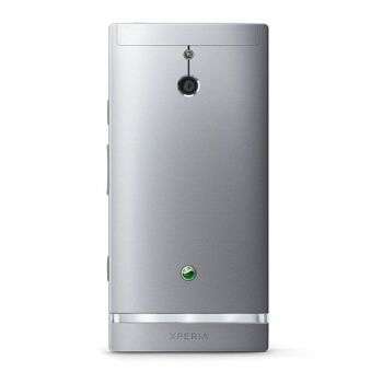 Sony Xperia P Smartphone (10,2 cm (4 Zoll) Touchscreen, 8 Megapixel Kamera, Android 4)