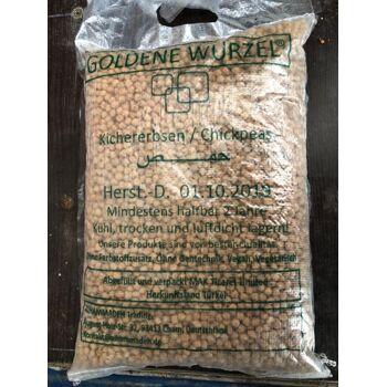 5 kg Sack Kichererbsen 8mm, Chickpeas hochwertige Qualität