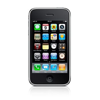 Apple iPhone 3/3Gs Smartphone 8/16/32GB schwarz/weiss