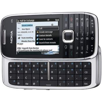 Nokia E75 Smartphone UMTS, GPS, UKW Radio