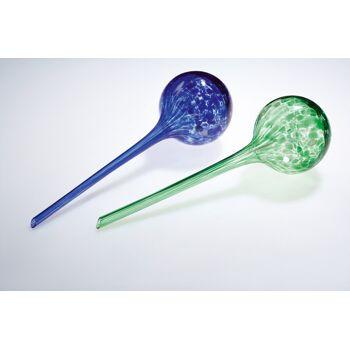 Große Palettenaktion - jetzt wird aufgeräumt - Happy Globe 2er Set - Bewässerungskugeln - Dosierte Bewässerung